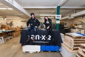 Nicole Farber ENX2 Marketing